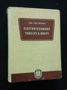 náhled knihy - Elektrotechnické tabulky a grafy (Oppl, 448 s.)