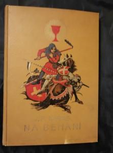 náhled knihy - Na běhání - román z husitských válek (A4, Ocpl, 282 s., il. V. Černý)