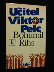 náhled knihy - Učitel Viktor Pelc (Ocpl, 240 s.)