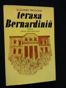 náhled knihy - Terasa Bernardiniů (Ocpl, 136 s.)