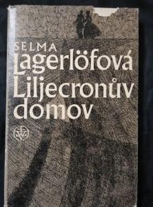 náhled knihy - Liljecronův domov (Ocpl, 174 s., ob, vaz a typo B. Blažej)