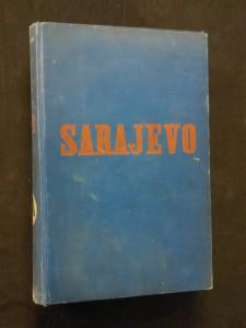 náhled knihy - Sarajevo - Studie o vzniku veliké války II. Díl (A4, 348 s.)