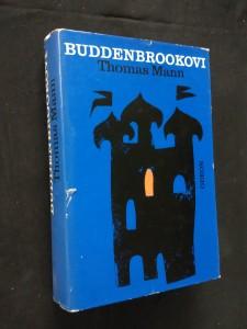 náhled knihy - Buddenbrookovi (Ocpl, 584 s., ob a vaz J. Sůra, přel. P. Eisner)