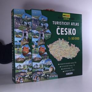 náhled knihy - Turistický atlas Česko : 1:50 000