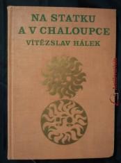 náhled knihy - Na statku a v chaloupce (il. K. Souček)
