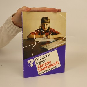 náhled knihy - Záhady levorukosti. Asymetrie u člověka