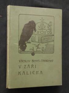 náhled knihy - Sebrané spisy III - V záři kalicha (Ocpl, 334 s.)