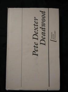 náhled knihy - Deadwood (Ocpl, 399 s.)