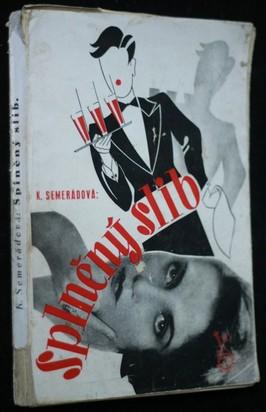 náhled knihy - Splněný slib : román