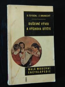 náhled knihy - Duševní vývoj a výchova dítěte (MME 9, obr., 224 s.)
