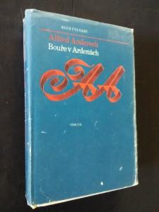 náhled knihy - Bouře v Ardenách (Ocpl, 450 s.)
