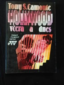 náhled knihy - Holywood včera a dnes (Obr, 112 s, foto)