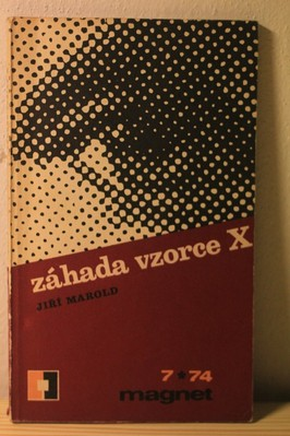 náhled knihy - Záhada vzorce X