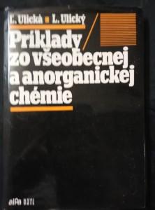 náhled knihy - Príklady zo všeobecnej a anorganickej chémie (Ocpl, 199 s.)