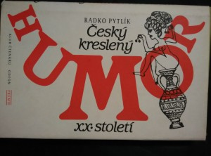 náhled knihy - Český kreslený humor XX. století (Ocpl, 160 s.)