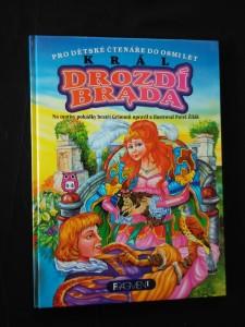 náhled knihy - Král Drozdí brada (A4, lam, nestr., il. aut.)
