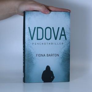 náhled knihy - Vdova