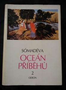 Oceán příběhů II (Ocpl, 600 s., il z indických  orig.)