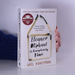 náhled knihy - Eleanor Oliphant is completely fine