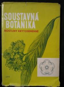 náhled knihy - Soustavná botanika - Rostliny krytosemenné (A4, Ocpl, 160 s.)