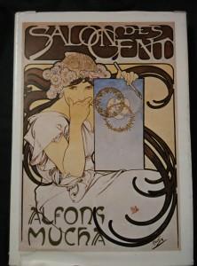 Alfons Mucha 1860 - 1939 - katalog výstavy v Jízdárně 1980 (Ocpl, 150 s., bar a čb vyobr.)