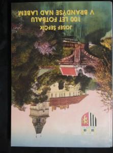 náhled knihy - 100 let fotbalu v Brandýse nad Labem (A4, lam, 245 s.)