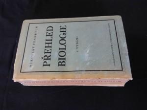 Přehled biologie 790 s. + Biologický atlas
