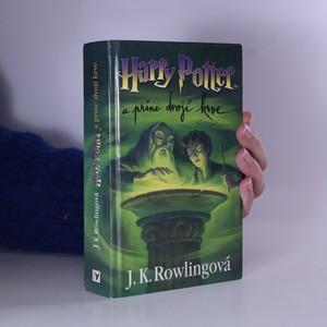 náhled knihy - Harry Potter a princ dvojí krve (poškozená, viz foto)