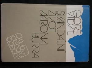náhled knihy - Skandální život Aarona Burra (Ocpl, 482 s..)