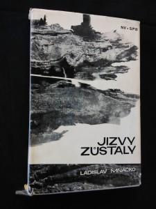náhled knihy - Jizvy zůstaly (Ocpl, 248 s.,  ob, vaz., front. J. Kristofori)