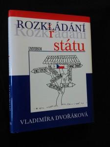 náhled knihy - Rozkládání státu (A6, pv, 176 s.)