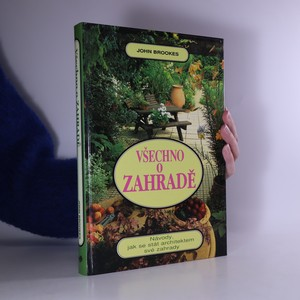 náhled knihy - Všechno o zahradě