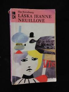 náhled knihy - Láska Jeanne Neuillové