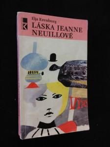 náhled knihy - Láska Jeanne Neuillové (Obr.)