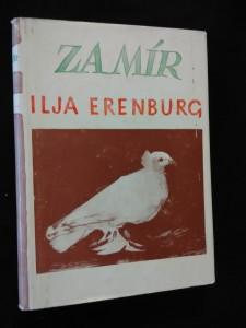 náhled knihy - Za mír - statě a projevy 1947 - 1950 (Oppl, 232 s.)