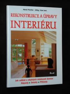 náhled knihy - Rekonstrukce a úpravy interiéru (A4, lam, 126 s.)