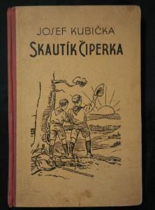 náhled knihy - Skautík Čiperka (Oppl, 160 s., il. V. Živný, M. Novák)