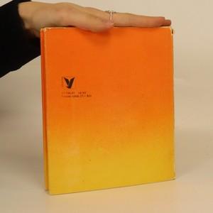 antikvární kniha Přeludy pouště, 1987