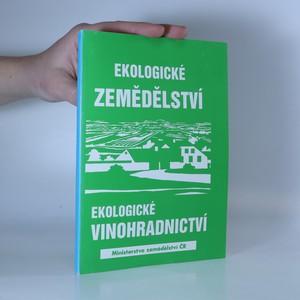náhled knihy - Ekologické vinohradnictví