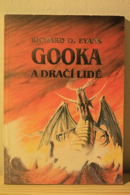 náhled knihy - Gooka a dračí lidé