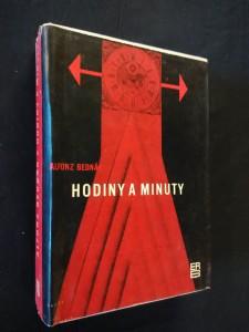 náhled knihy - Hodiny a minuty (il. L. Wagner)