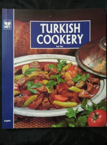 náhled knihy - Turkish Cookery (lam., 144 s.)