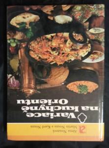 Variace na kuchyně Orientu (lam, 216 s., 16 bar vyobr.)