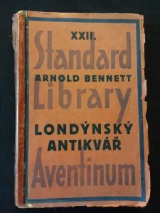 náhled knihy - Londýnský antikvář