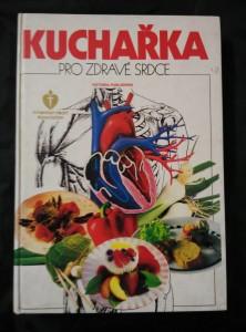 náhled knihy - Kuchařka pro zdravé srdce (A4, lam, 344 s.)