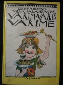 náhled knihy - Vařím,vaříš,vaříme (lam,104 s.)