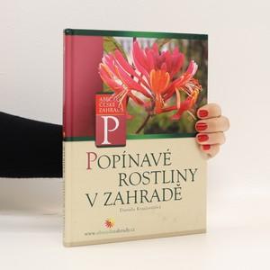 náhled knihy - Popínavé rostliny v zahradě
