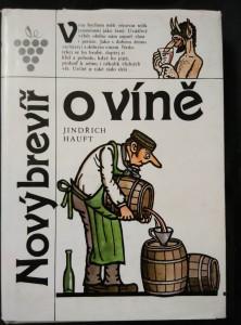 náhled knihy - Nový brevíř o víně (Ocpl, 336 s., il. Neprakta)