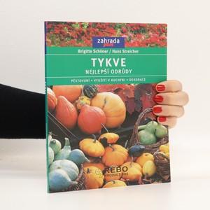 náhled knihy - Tykve - nejlepší odrůdy