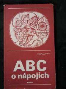 náhled knihy - ABC o nápojích (A4, Ocpl, 248 s., il. J. Jícha)